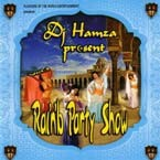 DJ Hamza RainB Party Show   1