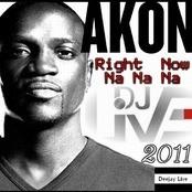 AKON   Right Now