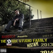 The dark studio family mixtape front